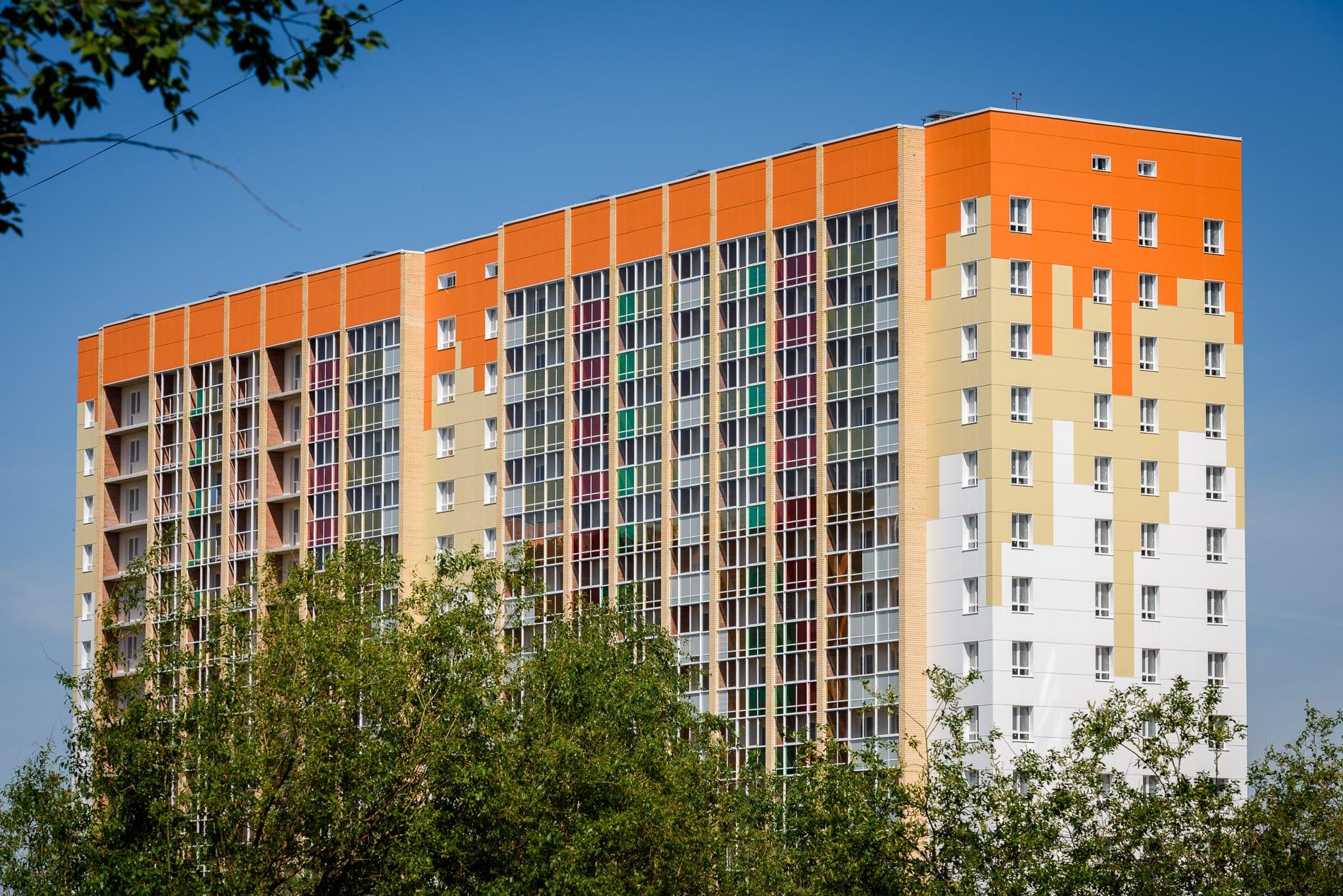 За три месяца в Коми введено в эксплуатацию 359 квартир
