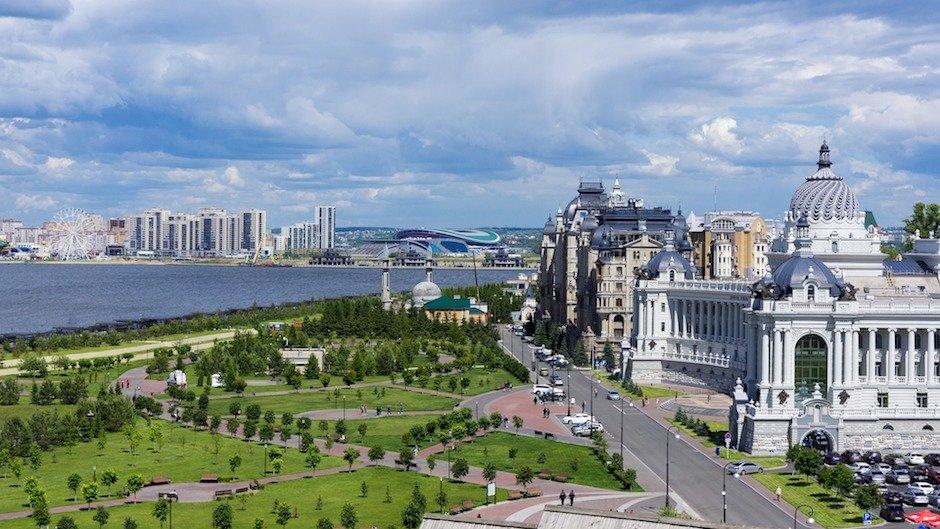 Глава Минстроя назвал самые благоустроенные регионы России