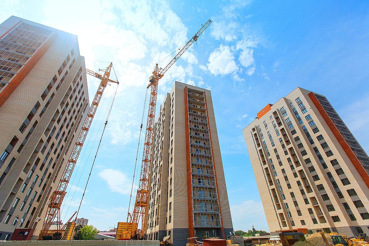 Ноябрь стал лучшим месяцем в году по вводу нового жилья в Коми